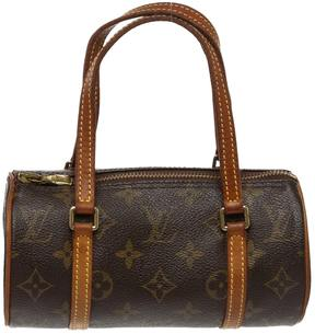 Louis Vuitton Papillon satchel - BROWN - STYLE