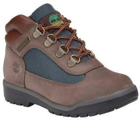 Timberland Unisex Children's Youth Leather and Fabric Field Boot