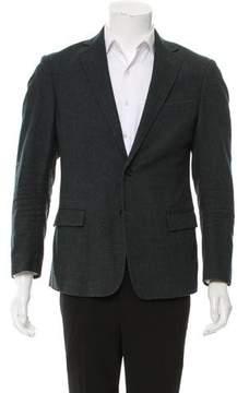 Billy Reid Wool Two-Button Blazer