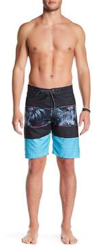 Burnside Printed Board Shorts