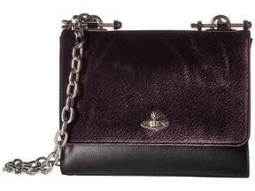 Vivienne Westwood Small Sheffield Crossbody Cross Body Handbags