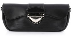 Louis Vuitton Pre-owned: Montaigne Clutch Epi Leather. - BLACK - STYLE