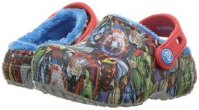 Crocs FunLab Lined Avengers Boys Shoes
