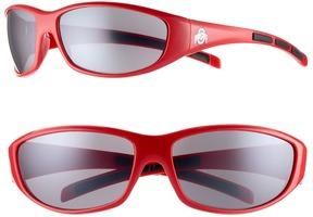 NCAA Adult Ohio State Buckeyes Wrap Sunglasses