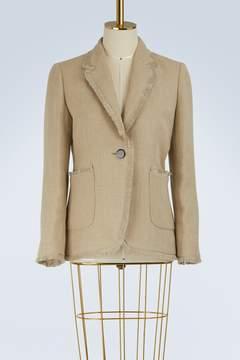 Vanessa Bruno Denver linen jacket