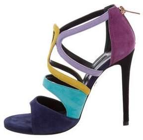 Ruthie Davis Kiernan Suede Sandals