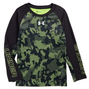 Under Armour Toddler Boy's Utility Raglan Long Sleeve T-Shirt