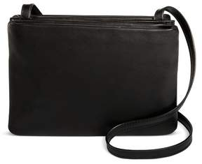 Mossimo Supply Co. Women's Triple-compartment Crossbody Handbag - Mossimo Supply Co.
