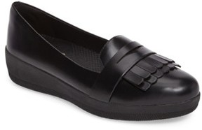 FitFlop Women's Fringey Loafer