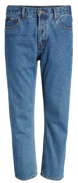 RVCA Men's No Wave Flood Crop Jeans