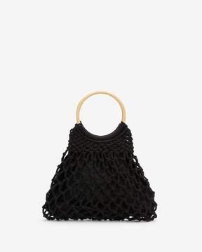 Express Crochet O-Ring Tote