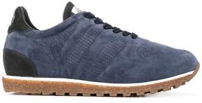 Alberto Fasciani perforated detail trainers