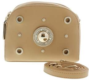 Versace EE1VRBBV1 Light Brown Crossbody Bag
