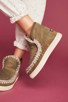 Mou Suede Boots