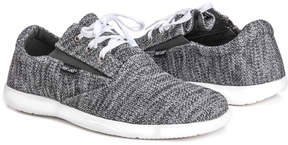 Muk Luks Gray Liam Sneaker - Men