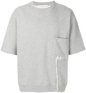 Golden Goose Deluxe Brand star embroidered sweatshirt