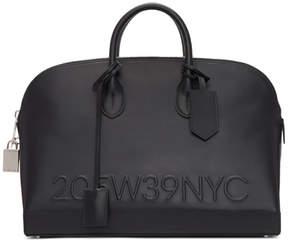 Calvin Klein Black Simple Bugatti Bag