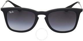 Ray-Ban Highstreet Grey Gradient Sunglasses