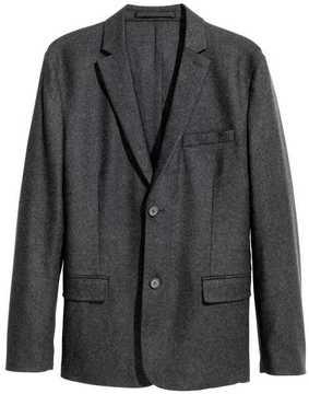 H&M Wool-blend Blazer Slim fit