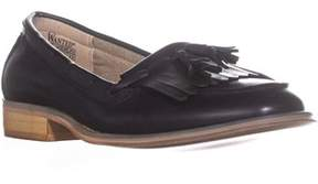 Wanted Charlie Kiltie Dress Loafers, Navy.