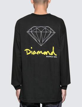 Diamond Supply Co. OG Sign L/S T-Shirt