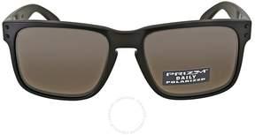 Oakley Black Rectangular Sunglasses