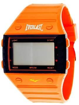 Everlast Digital Watch Orange