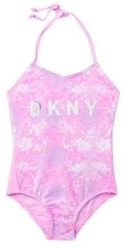 DKNY One Piece Swimwear (Toddler Girls)
