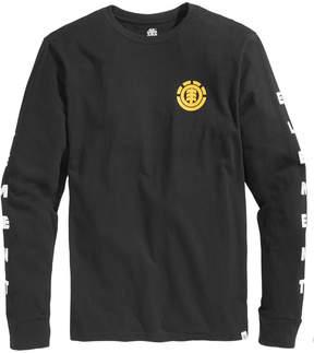 Element Men's Logo Long-Sleeve T-Shirt