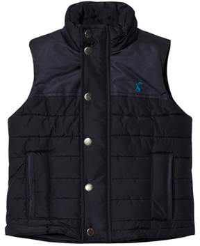Joules Navy Padded Gilet