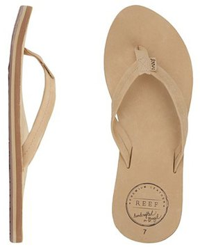 Reef Women's Chill Leather Flip Flop 8129529