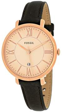 Fossil Jacqueline Collection ES3707 Women's Stainless Steel Analog Watch