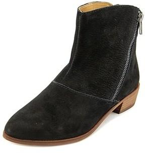 Kelsi Dagger Verla Round Toe Suede Ankle Boot.