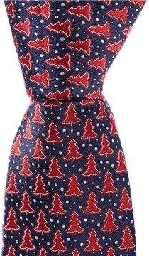 Class Club 50 Christmas Tree Tie