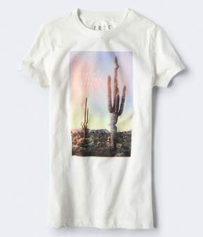 Aeropostale Free State Never Stand Still Graphic Tee