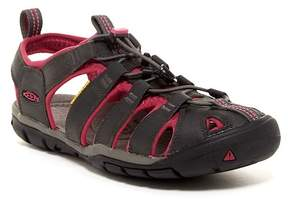 Keen Clearwater CNX Leather Sandal