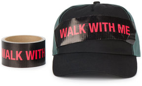 Raf Simons Walk With Me baseball cap