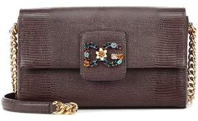 Dolce & Gabbana Millennials leather shoulder bag