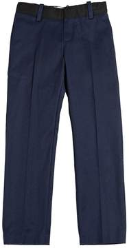 Little Marc Jacobs Cotton Twill Pants