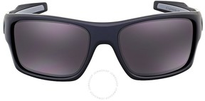 Oakley Turbine Warm Grey Sunglasses
