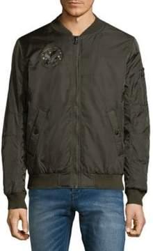 ProjekRaw Front Zippered Jacket
