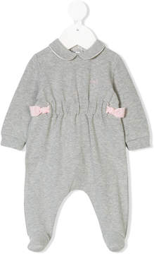 Il Gufo elasticated waist babygrow