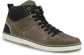 Bullboxer Men's Sampos Mid-Top Sneaker