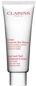 Clarins Hand and Nail Treatment Cream/3.3 fl. oz.