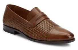 Mezlan Moya Leather Slip-On Shoes