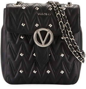 Mario Valentino Valentino By Mabiche Sauvage Stud Shoulder Bag