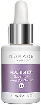 NuFace Nourisher Stem Cell Serum.