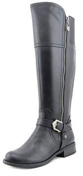 G by Guess Womens Hailee Wc Round Toe Knee High Fashion Boots.