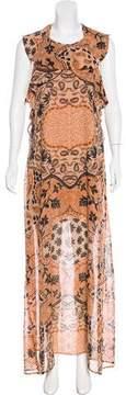 For Love & Lemons One-Shoulder Maxi Dress w/ Tags