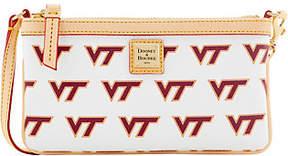 Dooney & Bourke NCAA Virginia Tech UniversitySlim Wristlet - ONE COLOR - STYLE